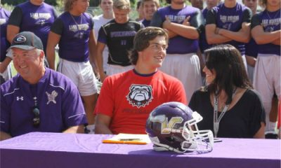 Jacob Eason Sign His Letter of Intent to Play for Georgia