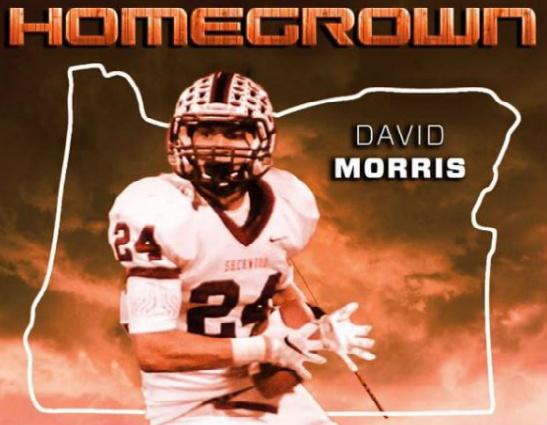 David Morris 550