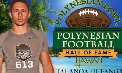 Talanoa Hufanga Polynesian All American 550