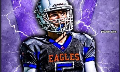 dylan morris Graham Kapowisin HS Football