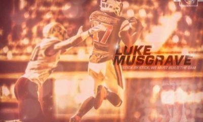 Luke Musgrave Bend Hs