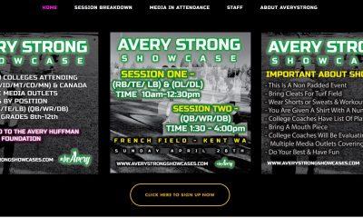 Avery Strong Showcase 2019